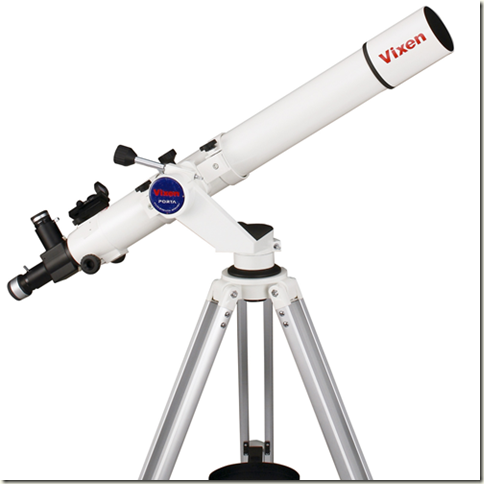 ポルタⅡ A80M屈折式天体望遠鏡